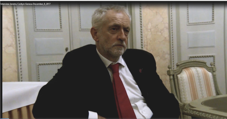 Jeremy Corbyn on nuclear weapons, disarmament and security issues
