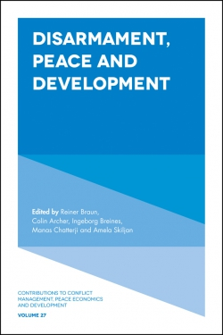 Disarmament, Peace and Development Vol: 27