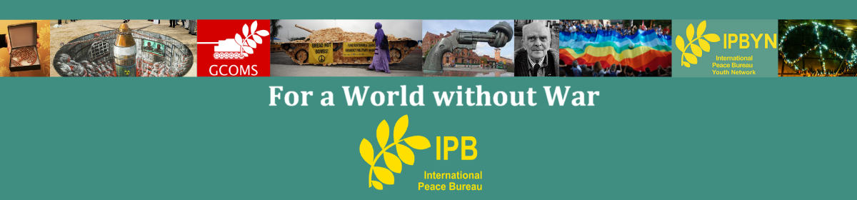 IPB – International Peace Bureau