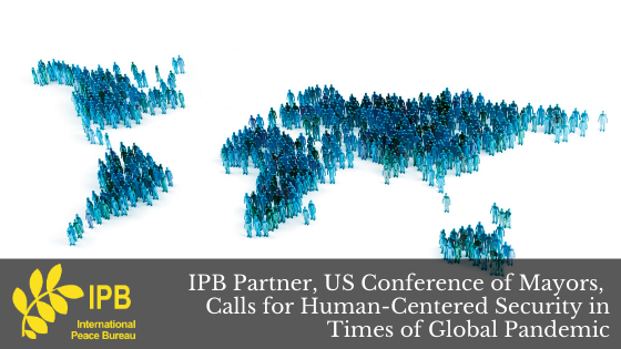 IPB Partner, USCM, Calls for Human-Centered Security in Times of Global Pandemic