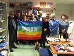 Members of the IPB Board Meet in Paris