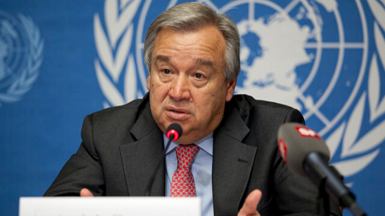 IPB Supports António Guterres' Call for a #GlobalCeaseFireNow