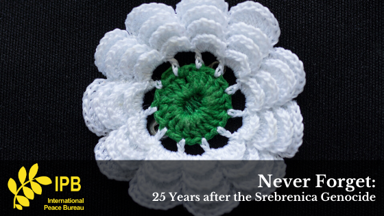 Never Forget: 25 Years After the Srebrenica Genocide