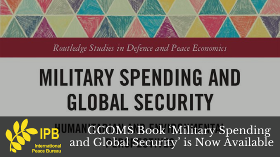 GCOMS Book 'Military Spending and Global Security' is Now Available