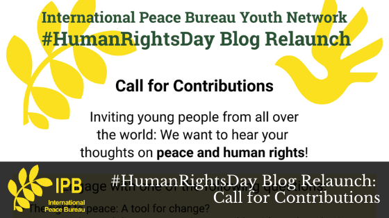 #HumanRightsDay Blog Relaunch: Call for Contributions