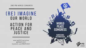 New Programme Draft for the IPB World Peace Congress