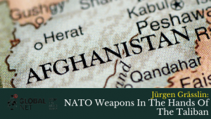 NATO Weapons in the Hands of the Taliban – How the Islamists Were Able to Become the Best-Armed Terror Group in the World